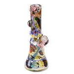 Pee Jay Glass Millie Mash Tube.  PJ-750D