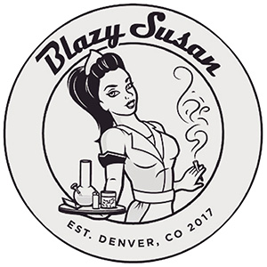 Blazy Susan Rolling Papers