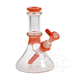 Korey Cotnam / Puff Glass Small Beaker.  KCP-7E