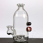 Buck Lee Glass Soda Bottle. ML-SB
