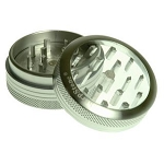 Sharpstone Easy Clean Grinder Clear Top Size: 2.2