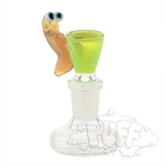 Browski Glass Slug Bowl