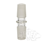 Hydros Glass Adaptor 14mm Male to 14mm Male