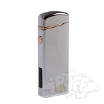 Jolt XS Arc Lighter - Silver . JLT-XSARC-SIL