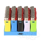 Mini Grip Lighter Multicolour 50 Pack. MK-GRIP-MINI