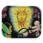 OCB Metal Rolling Tray Large.  OCB-TRAY-14L