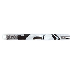 RYOT Large Black & White Acrylic Bat. BAT-7-BW