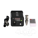 Brindle Farms E-Nail Version 3 With Remote Control. BF-20-V3-BLK
