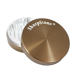 Sharpstone Grinder 2 Piece Bronze Medium 2.5