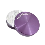 Sharpstone Grinder 2 Piece Purple Medium 2.5