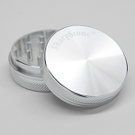 Sharpstone Grinder 2 Piece Silver Medium 2.5