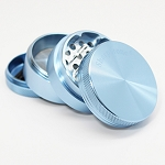 Sharpstone Grinder 4 Piece Blue Size: 2.2
