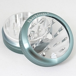 Sharpstone Grinder Clear Top 2pc Green Size: 2.2