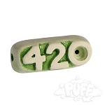 Buzz Ceramics Mini 420 Pipe.  BUZZ-31