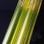 Colorado Color Co - Citron Lined Tubing (Per Pound). CCC-CITRON