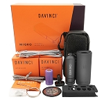 Davinci Miqro Herb Vaporizer Explorer's Collection.  DA-MIQEX-BLK