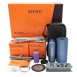 Davinci Miqro Herb Vaporizer Explorer's Collection.  DA-MIQEX-BLU