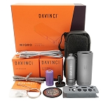 Davinci Miqro Herb Vaporizer Explorer's Collection.  DA-MIQEX-GRY
