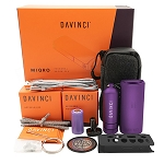 Davinci Miqro Herb Vaporizer Explorer's Collection.  DA-MIQEX-PUR