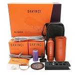 Davinci Miqro Herb Vaporizer Explorer's Collection.  DA-MIQEX-RED