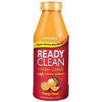 Detoxify Ready Clean Orange Flavour.  DX-READY-ORG