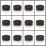 12 Pack - 9ml Child Resistant Glass Jar.  EB-9-C-12PACK