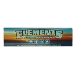 Elements Ultra Thin Rice Papers King Size Single Pack.  S-ELEMENTS-KING