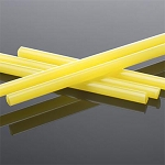 Glass Alchemy Pastel Yellow First Quality Rod (Per Pound). GA-PASTELYEL