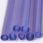 Greasy Glass Pink Purple Cheese Rod (Per Pound).  GRS-R-PPC