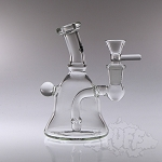 Hydros Clear Mini Bong. HY-519