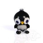 Iceberg Penguin With Shoes Bubble Cap.  ICE-BUBBLE-2