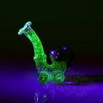 Jam Bear Glass UV Eyeball Sherlock.  JB-6
