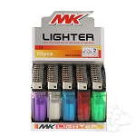 Disposable Lighter Multicolour 50 Pack