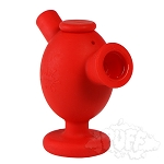 NoGoo Silicone Blunt Bubbler. NG-MAR-RED
