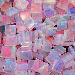 Coin Square Pink 3mm. O-COS-P3