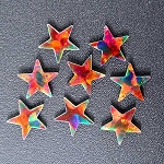 Star Black 5mm. O-ST-B5