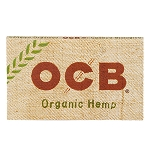OCB Organic Hemp Papers Regular.  OCB-ORG-REG-100