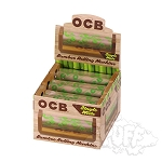 OCB Bamboo Rolling Machine 70mm Regular Box Of 6.  OCB-RBAM-70