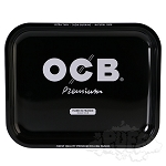 OCB Metal Rolling Tray Large.  OCB-TRAY-1L