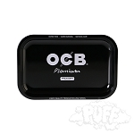 OCB Metal Rolling Tray Medium.  OCB-TRAY-1M