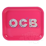 OCB Metal Rolling Tray Large.  OCB-TRAY-8L