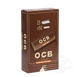 OCB Unbleached 1.25 Papers. OCB-UB-1.25