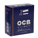 OCB Ultimate King Size Slim Papers. OCB-ULT-KING