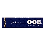 Single Pack OCB Ultimate King Size Slim Papers. S-OCB-ULT-KING