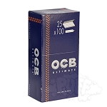 OCB Ultimate Regular Papers. OCB-ULT-REG-100
