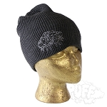 Puff Slouch Toque Black.  PUFF-120-GRY