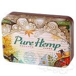Pure Hemp Artwork Tin.  PURE-TIN2