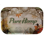 Pure Hemp Rolling Tray Small. PURE-TRAY-2