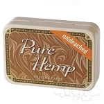 Pure Hemp Unbleached Tin.  PURE-UB-TIN
