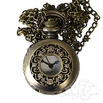 Pocket Watch Small Flower. PW-3